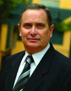 Ray Weir: Former CEO of the Finance Brokers Association of Australia (FBAA)